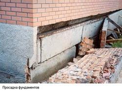 Восстановление фундамента г.Самара