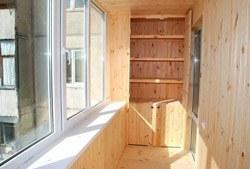 Отделка, ремонт, утепление, балконов и лоджий г. Самара
