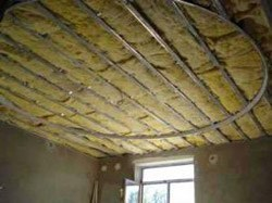 Утепление потолка в Самаре. Утеплить потолок г.Самара